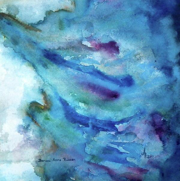 Anna Ruzsan - Sinking
