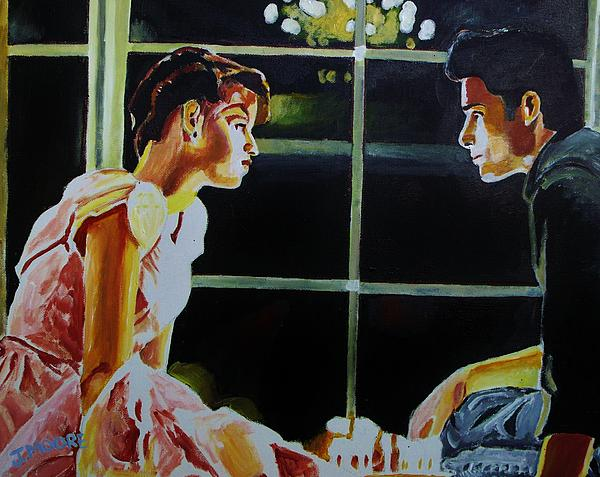 Sixteen Candles Print by Jeremy Moore