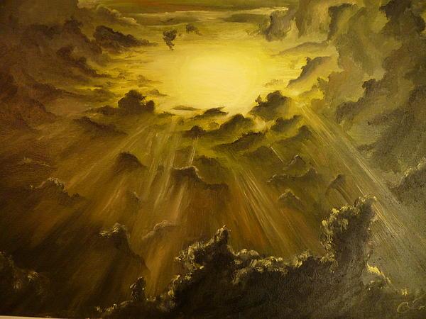 sky Print by Josh Pohlig