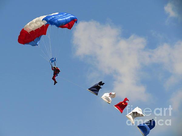Ausra Paulauskaite - Skydivers #02