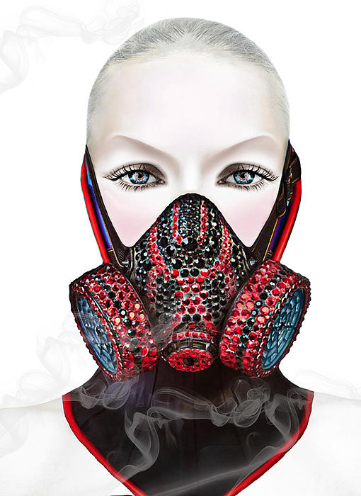 Smoke Print by Yosi Cupano