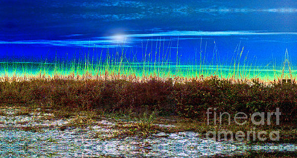 Solar Sky Digital Art