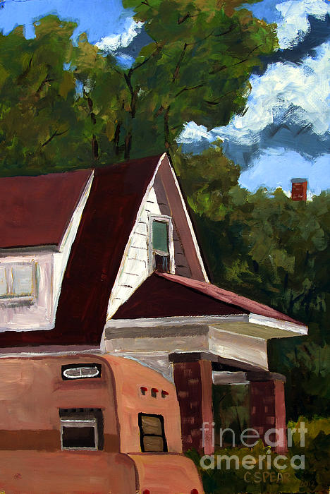 Charlie Spear - SOLD E.Hopper