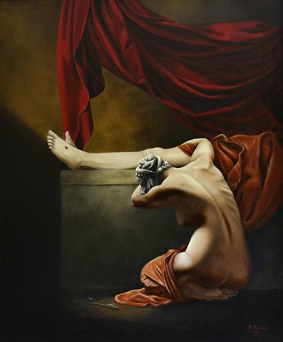 Nathalie Chavieve - Sorrow