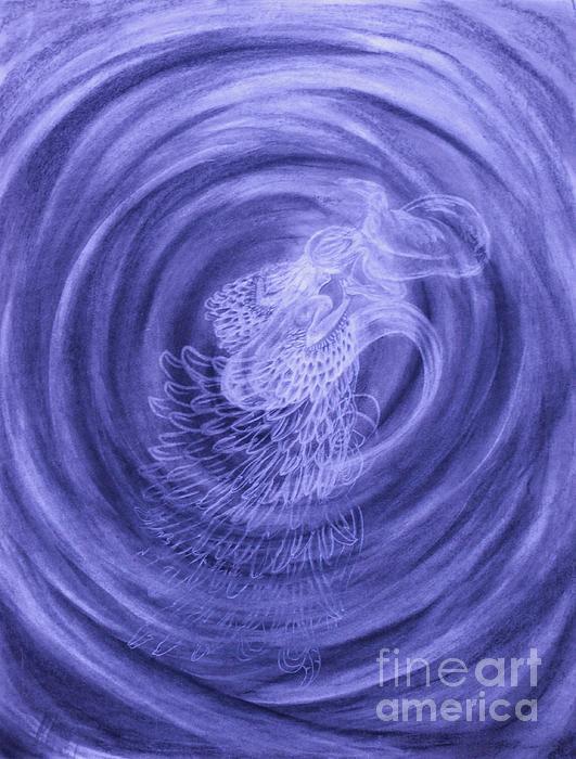 Soul's Dance Print by Jacquelyn Roberts