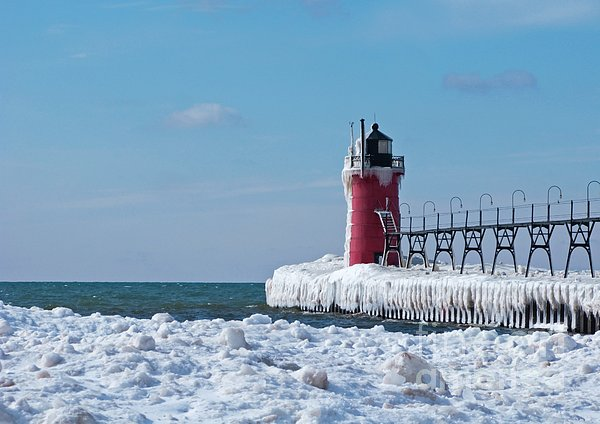 Ann Horn - South Haven Ice