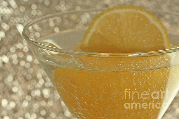 Sparkling Citrus Moments Print by Inspired Nature Photography By Shelley Myke