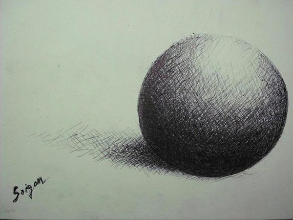 Sphere Print by SAIGON De Manila