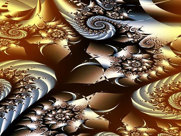 Nancy Pauling - Spirals