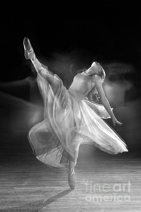 Spirit Dance Print by Cindy Singleton