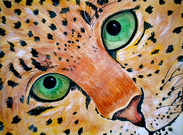 Spotted Print by Debi Starr