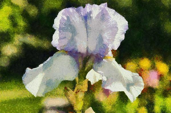 Spring Flowers Print by George Atsametakis