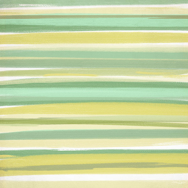 Spring Green Print by Lourry Legarde