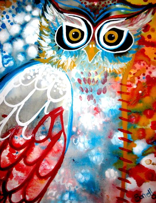 Sprinkles Print by Amy Sorrell