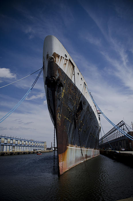 Ss United States By Jessica Berlin Print by Jessica Berlin