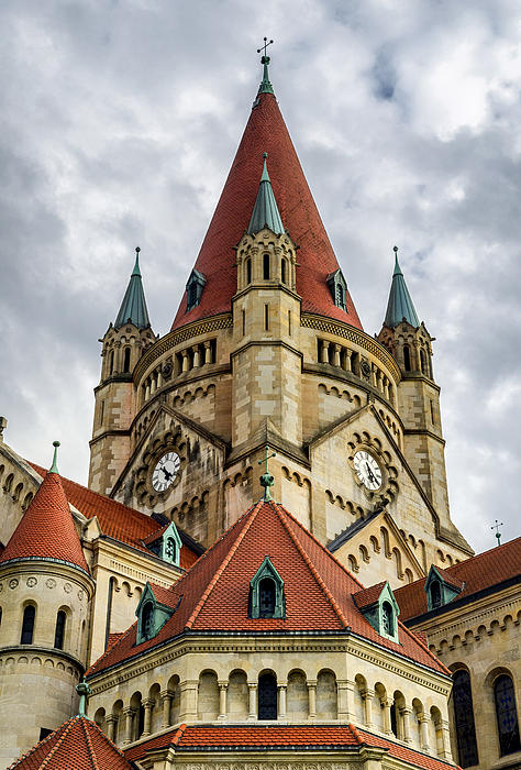 Pablo Lopez - St. Francis of Assisi Church in Vienna