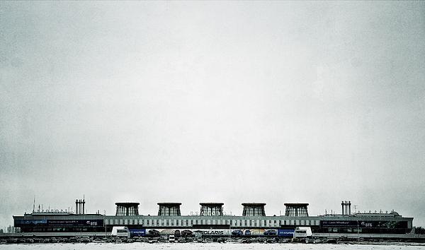 Sergey Kireev - St. Petersburg. Airport