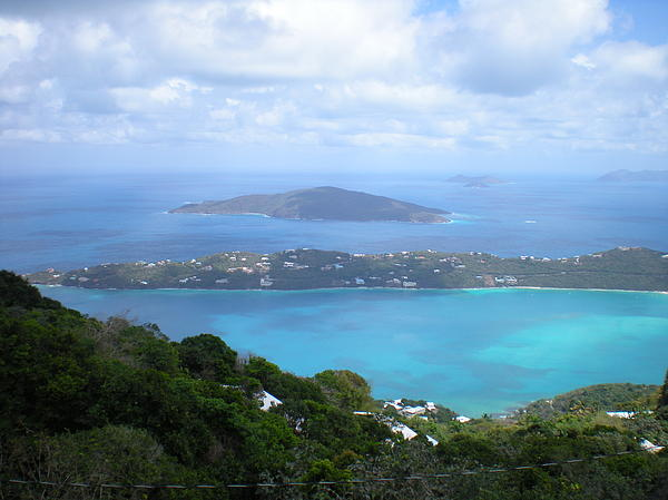 Saint Thomas U.S. Virgin Islands  City new picture : St thomas Virgin Islands Usa Print by Danielle Parent