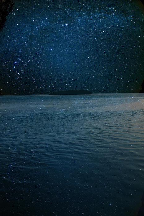 Star Island Print by AR Annahita