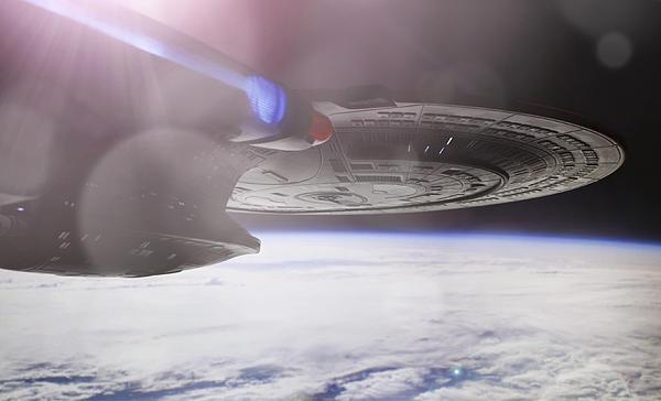 Star Trek - A New Civilization Print by Jason Politte