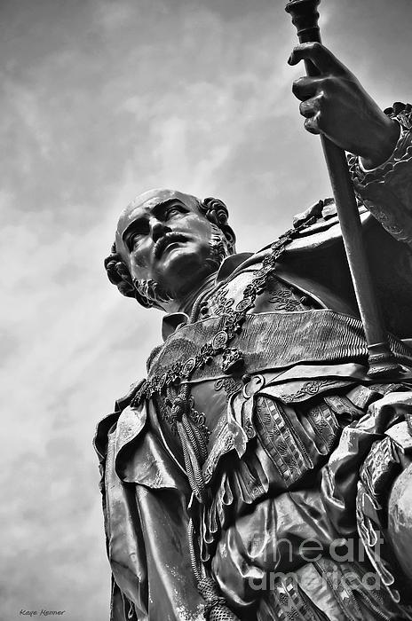 Kaye Menner - Statue - Albert the Good