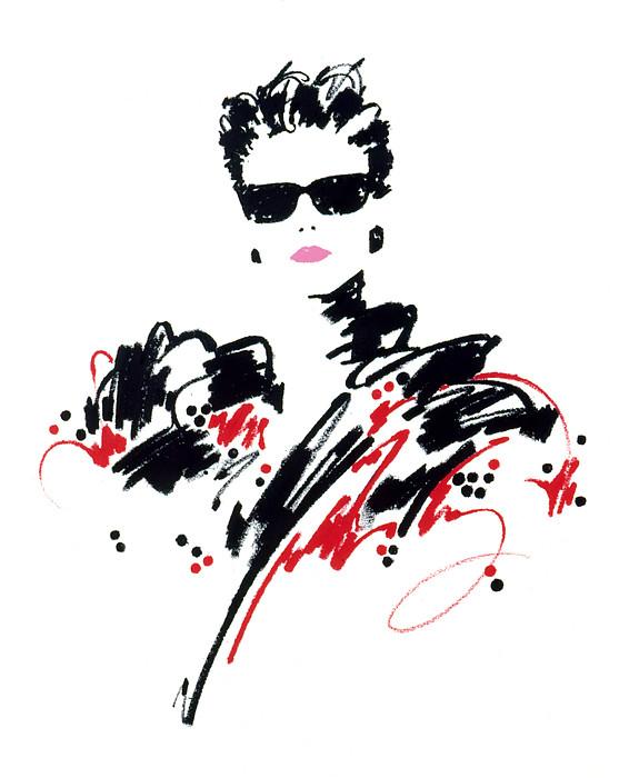 Stephanie Print by Giannelli