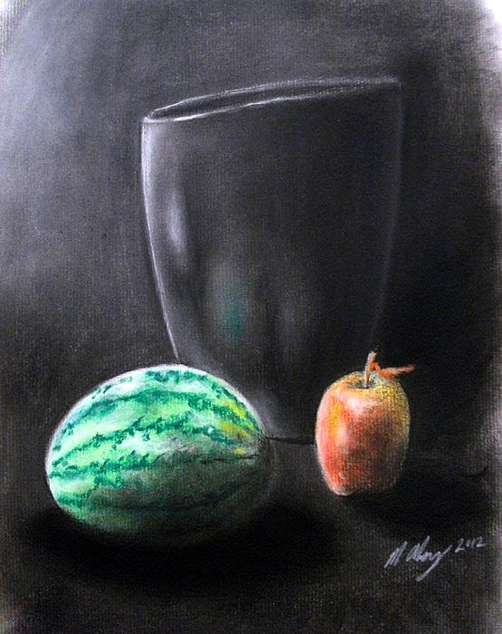 Still Life 1 Print by Michael Alvarez