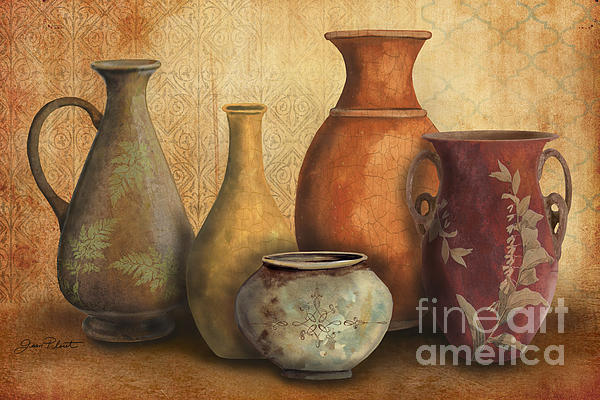 Still Life-c Print by Jean Plout