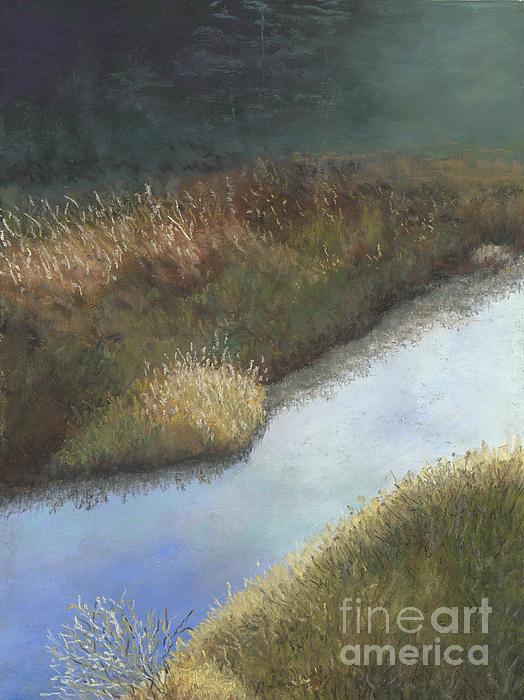 Still Water Print by Ginny Neece