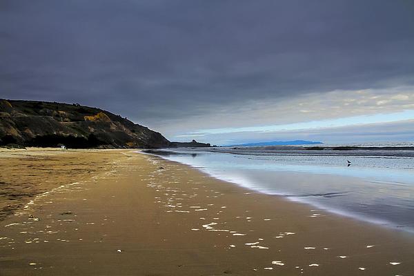 Stinson Beach  California  Print by Frank Molina