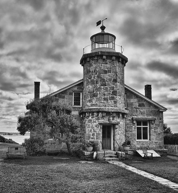 Guy Whiteley - Stonington Lighthouse 15328b