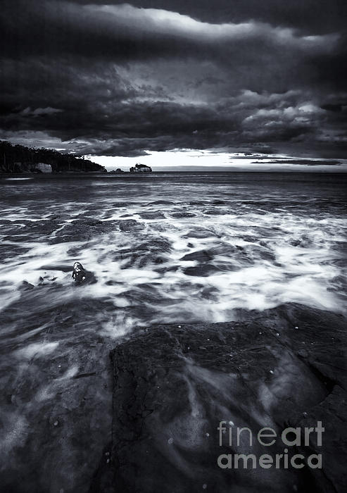 Storm Clearing Print by Mike  Dawson