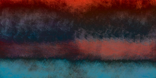 Storm Coming Print by Bonnie Bruno