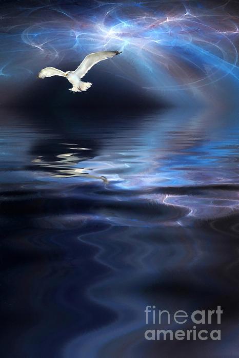 Storm Print by John Edwards