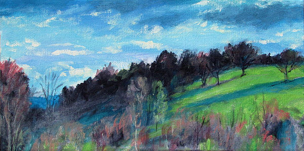 Bonnie Mason - Stormy Sunset