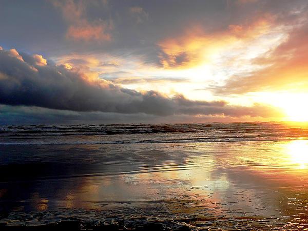 Pamela Patch - Stormy Sunset