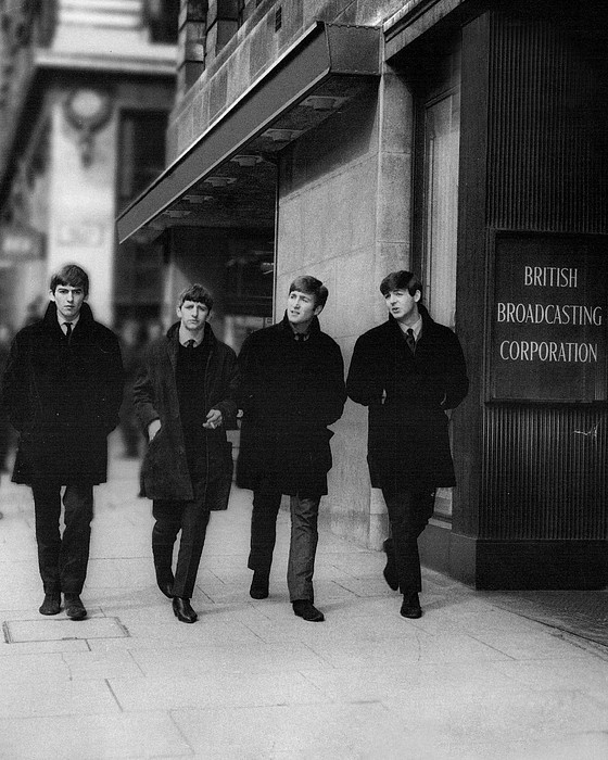The Beatles Print by Retro Images Archive