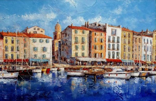 Miroslav Stojkovic- Miro - St.Tropez - France