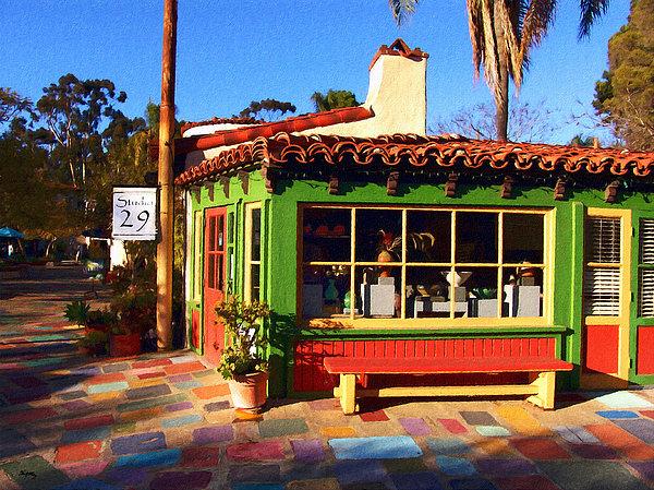 Glenn McCarthy Art and Photography - Studio 29 - Balboa Park