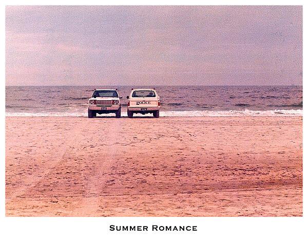 Summer Romance Print by Lorenzo Laiken