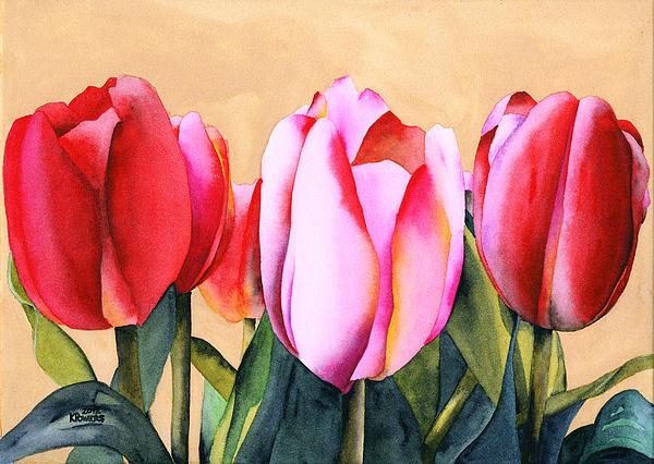 Ken Powers - Summer Tulips
