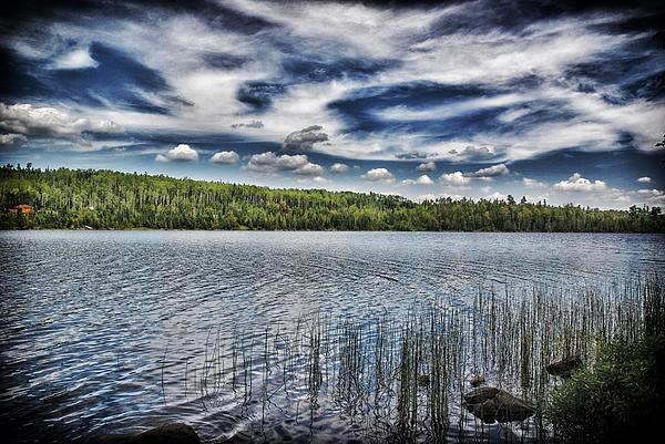 Summer Waters Print by Todd and candice Dailey