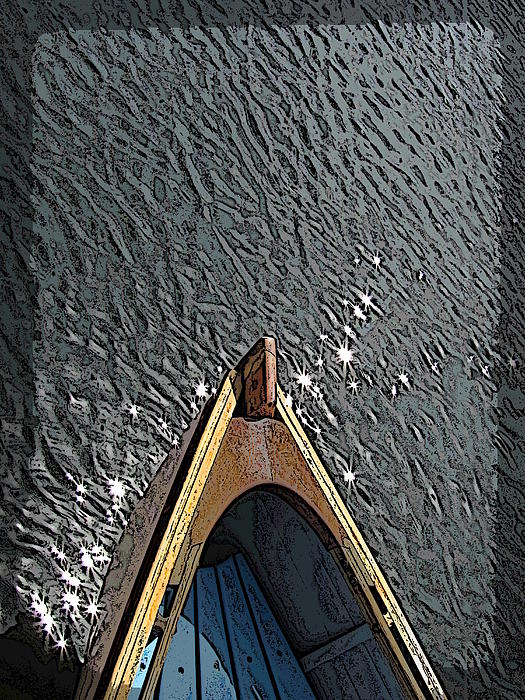 Summertime Serenity Print by Tim Allen
