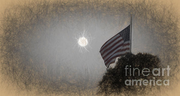 Terry Weaver - Sundown in America
