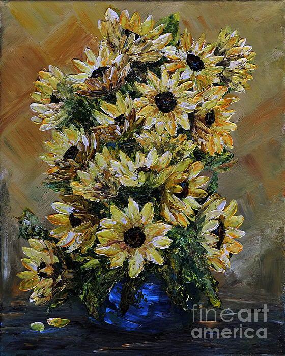 Teresa Wegrzyn - Sunflowers Fantasy