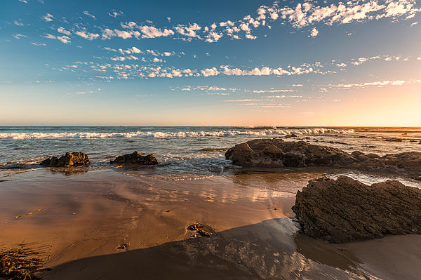 Angela A Stanton - Sunset at Crystal Cove 8