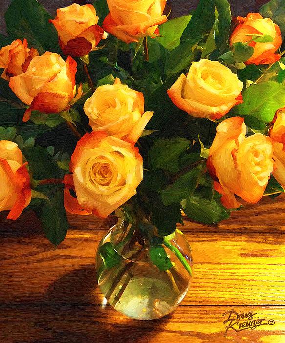 Doug Kreuger - Sunset Bouquet