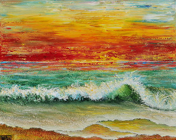 Teresa Wegrzyn - Sunset Breeze