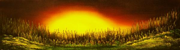 Sunset Groove-buy Giclee Print Nr 17 Print by Eddie Michael Beck