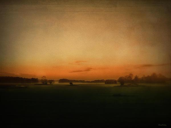 Ramon Martinez - Sunset Landscape